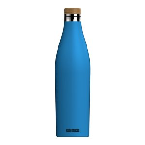 Water Bottle Meridian Electric Blue 0.7 L